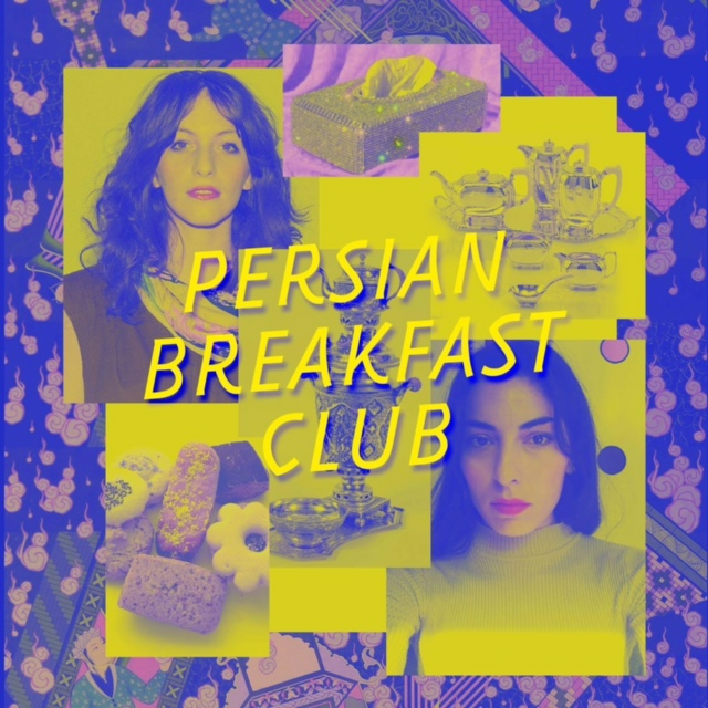 PERSIAN BREAKFAST CLUB